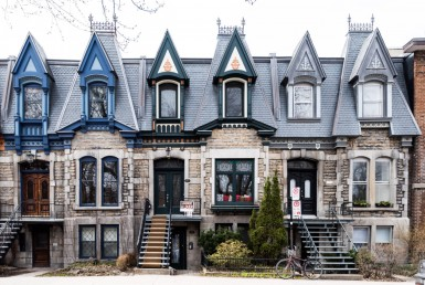 Montreal properties are priced higher